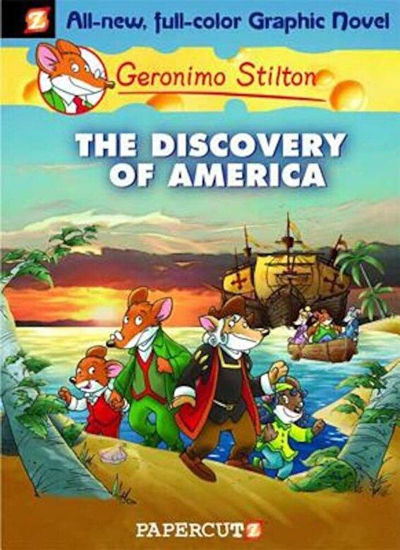 Geronimo Stilton - The Discovery of America, Hardcover -