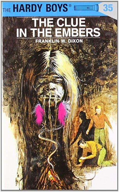 Franklin W. Dixon - The Clue in the Embers, Hardcover -