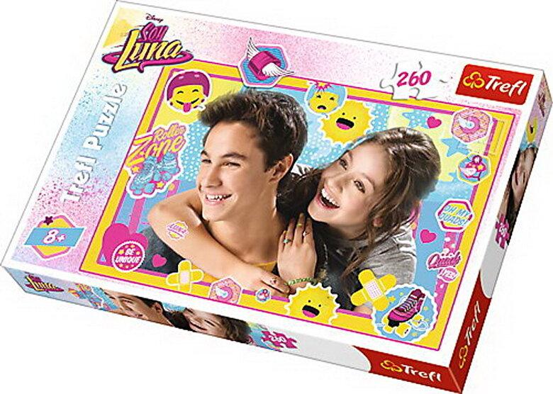 Trefl - Puzzle Soy Luna, 260 piese -