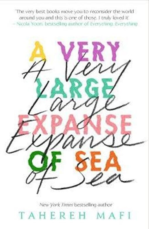 Tahereh Mafi - Very Large Expanse of Sea, Paperback -