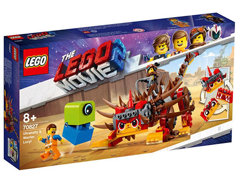 LEGO - LEGO Movie 2, Ultrakatty si Razboinica Lucy! 70827 -