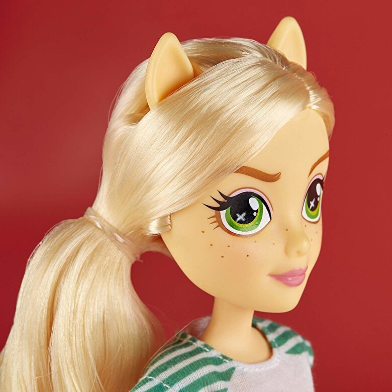 My Little Pony - My Little Pony Equestria Girls - Papusa clasica Applejack -