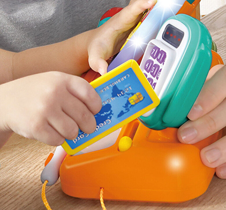 Hola Toys - Prima mea casa de marcat Hola Toys -