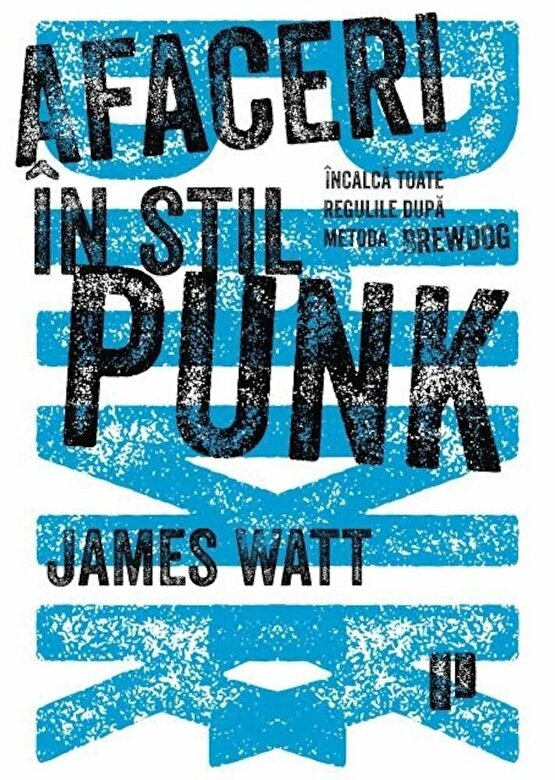 James Watt - Afaceri in stil punk -