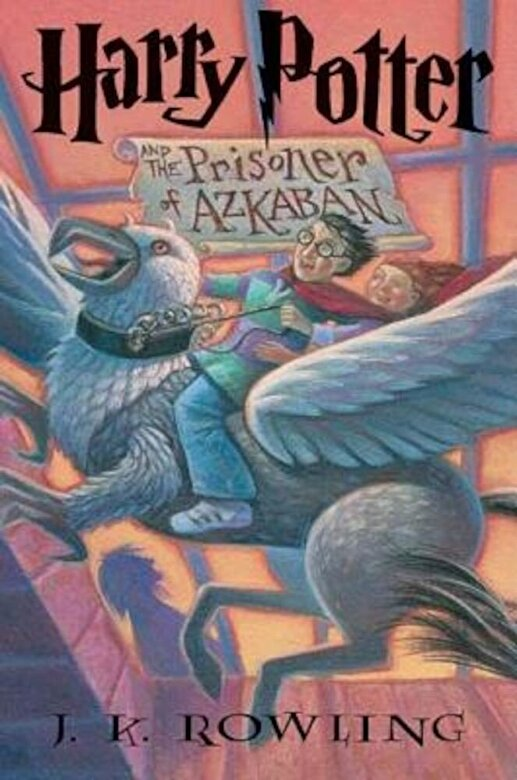 J. K. Rowling - Harry Potter and the Prisoner of Azkaban, Paperback -