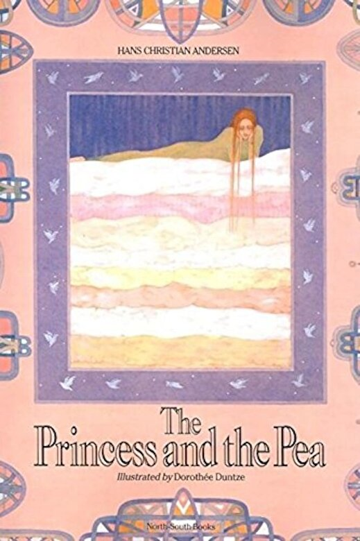 Hans Christian Andersen - The Princess and the Pea, Paperback -