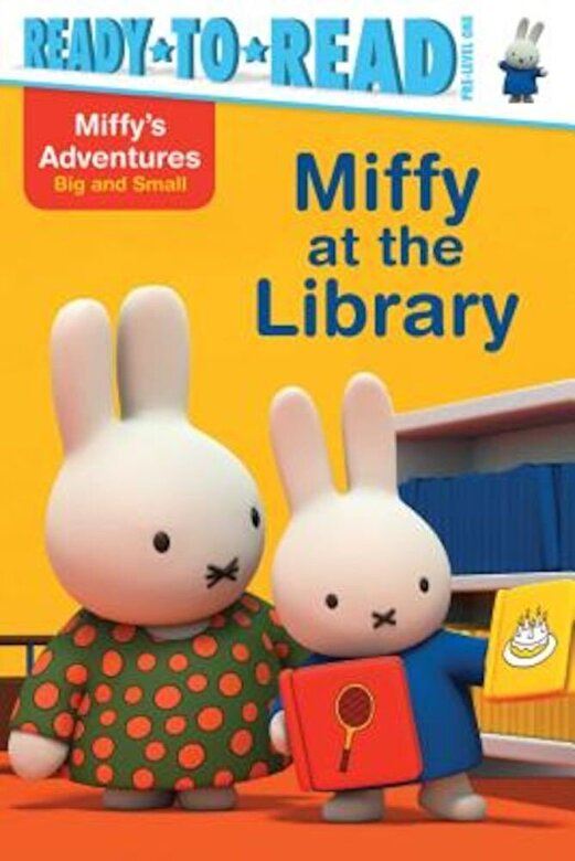 Maggie Testa - Miffy at the Library, Paperback -