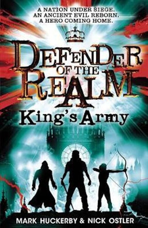 Nick Ostler - Defender of the Realm: King's Army, Paperback -