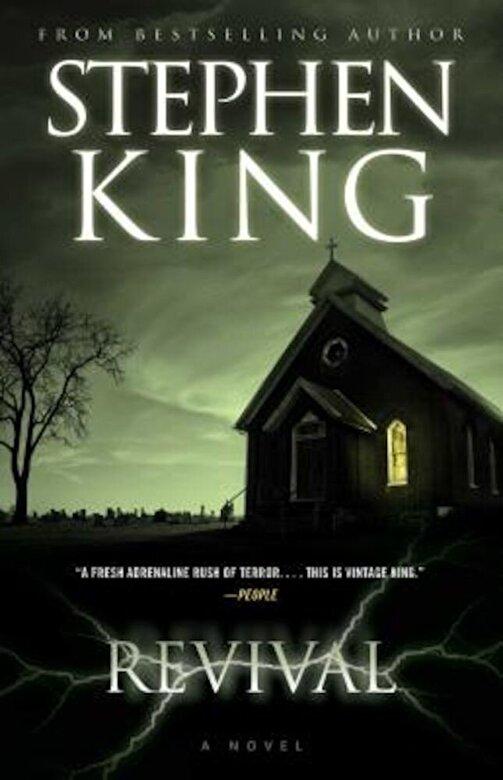 Stephen King - Revival, Paperback -