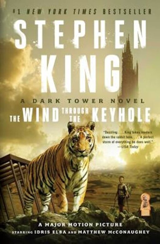 Stephen King - The Wind Through the Keyhole, Paperback -