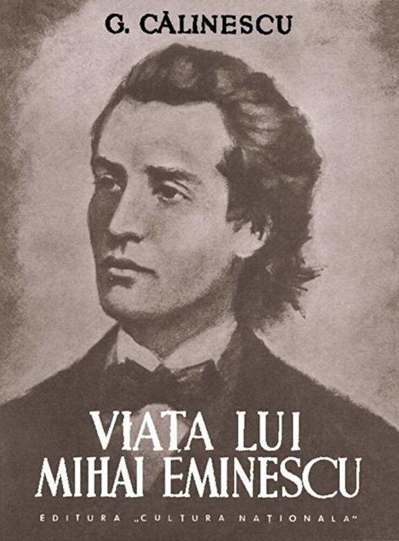 George Calinescu - Viata lui Mihai Eminescu -