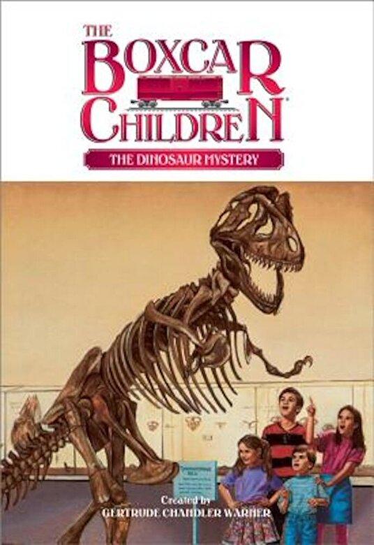 Gertrude Chandler Warner - The Dinosaur Mystery, Paperback -