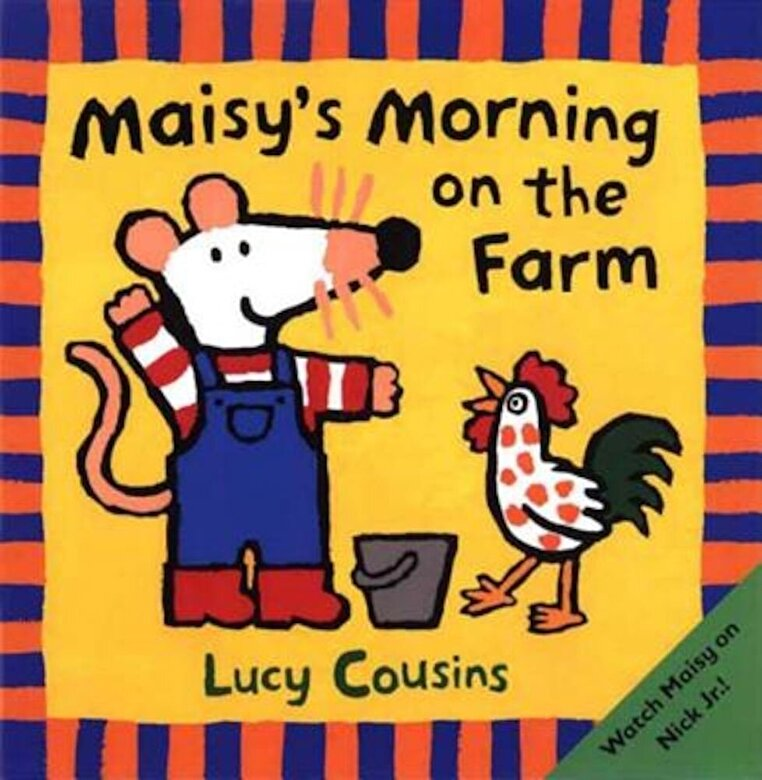 Lucy Cousins - Maisy's Morning on the Farm, Paperback -