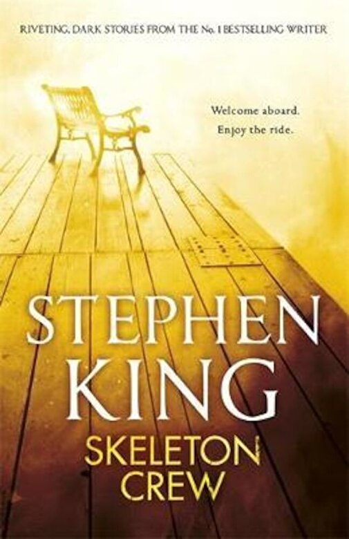 Stephen King - Skeleton Crew, Paperback -