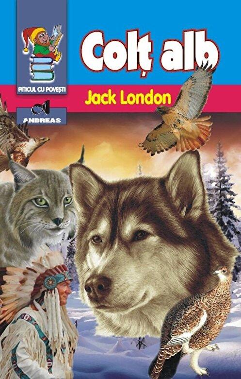 Jack London - Colt alb -