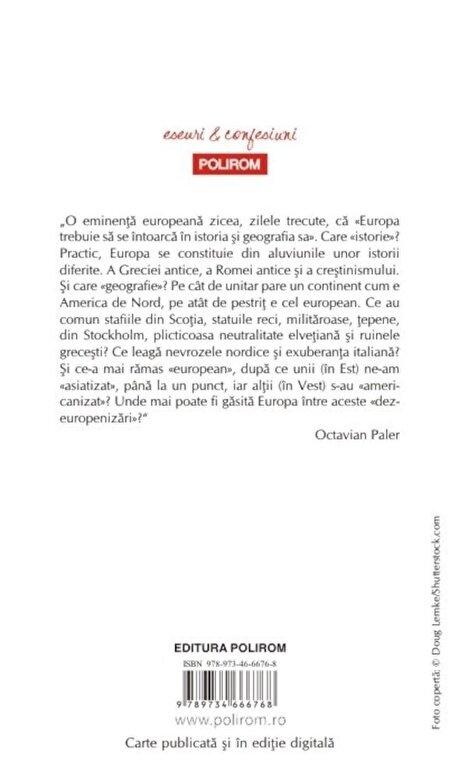 Octavian Paler - Aventuri solitare. Ed. 2017 -