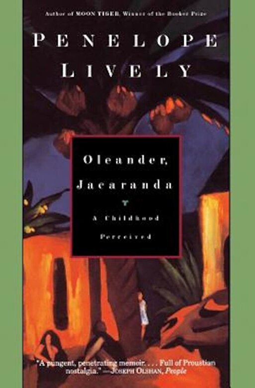 Penelope Lively - Oleander, Jacaranda: A Childhood Perceived, Paperback -