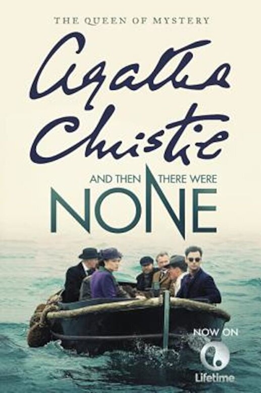 Agatha Christie - And Then There Were None, Paperback -