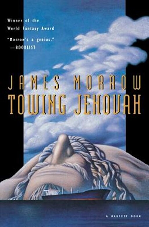 James Morrow - Towing Jehovah, Paperback -