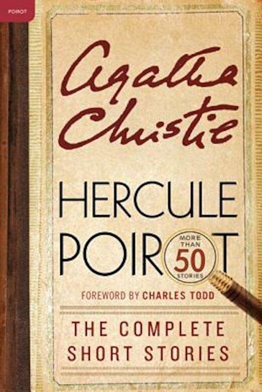 Agatha Christie - Hercule Poirot: The Complete Short Stories, Paperback -