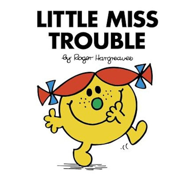Roger Hargreaves - Little Miss Trouble, Paperback -