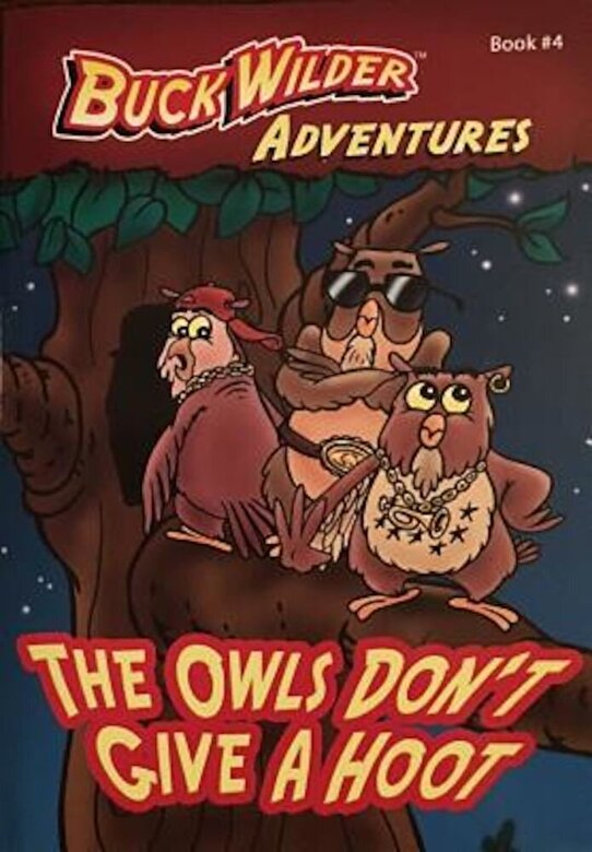 Timothy Smith - The Owls Don't Give a Hoot, Paperback -