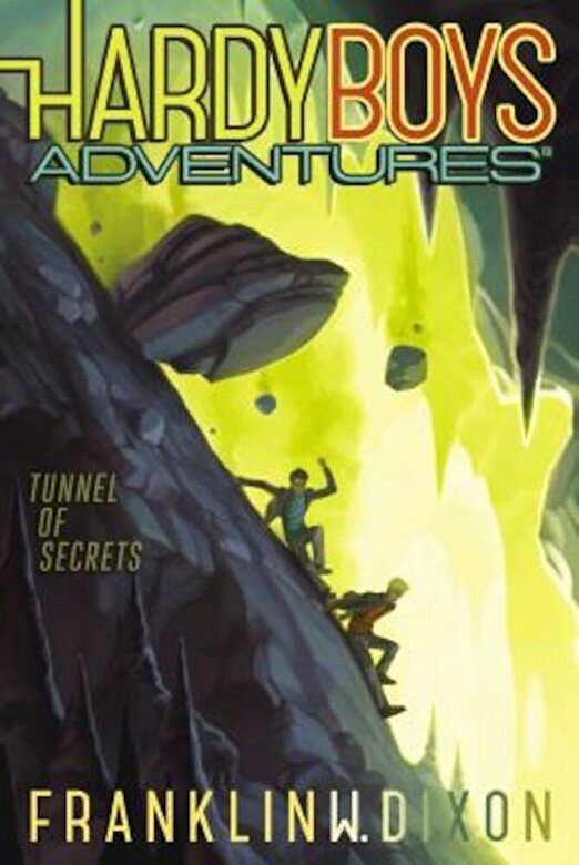 Franklin W. Dixon - Tunnel of Secrets, Paperback -
