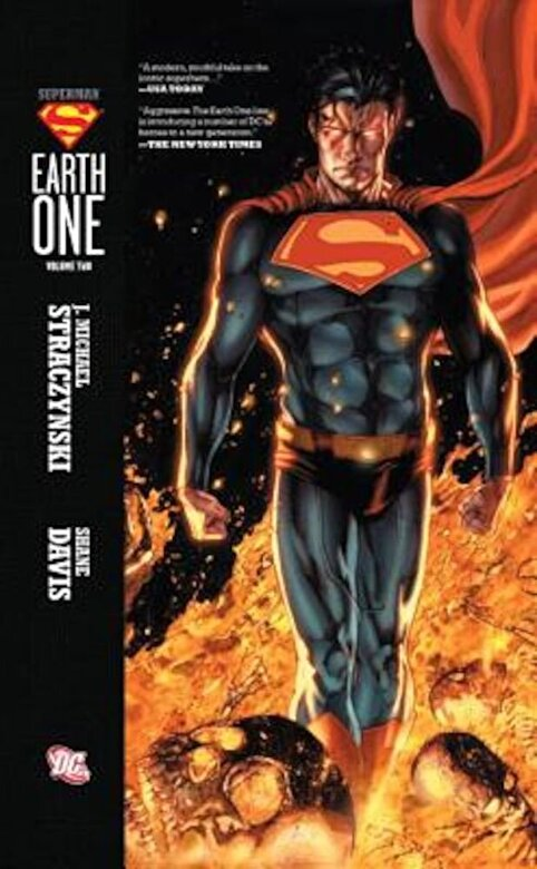 J. Michael Straczynski - Superman: Earth One Vol. 2, Paperback -