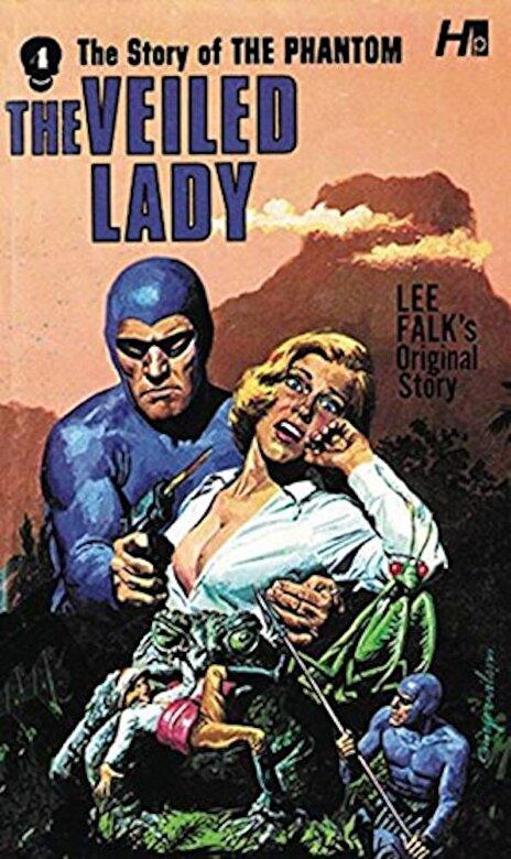 Lee Falk - The Phantom: The Complete Avon Novels: Volume #4: The Veiled Lady, Paperback -