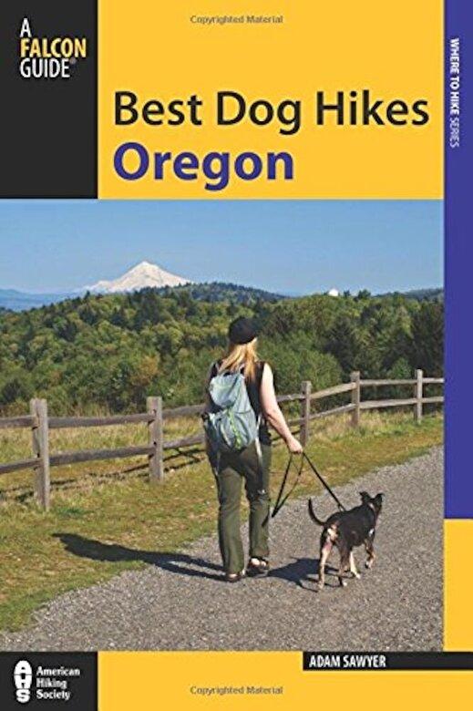 Falconguides - Best Dog Hikes Oregon, Paperback -