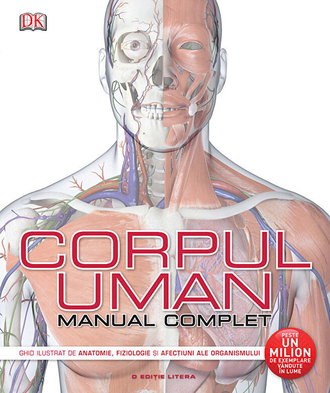 Steve Parker - Corpul uman. Manual complet -