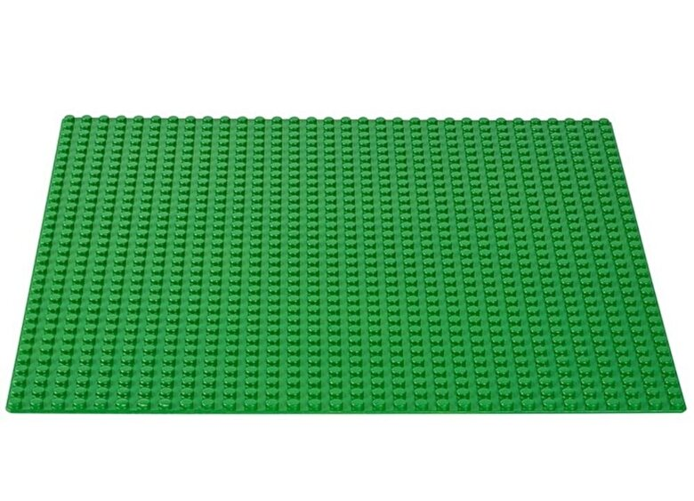 LEGO - LEGO Classic, Placa de constructie verde 10700 -