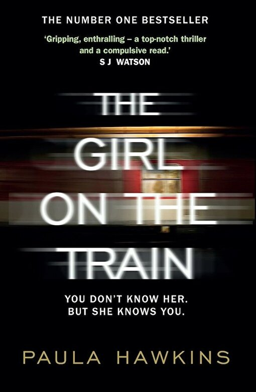 Paula Hawkins - The Girl on the Train -