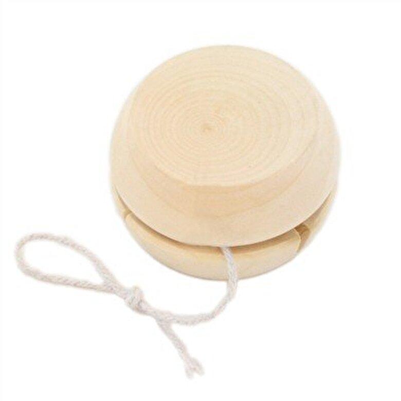 Goki - Jucarie Yo-Yo, lemn natur -