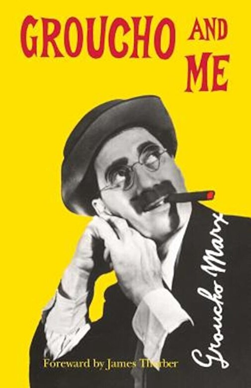 Groucho Marx - Groucho and Me, Paperback -