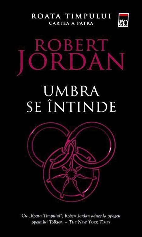 Robert Jordan - Umbra se intinde, Roata timpului, Vol. 4 -
