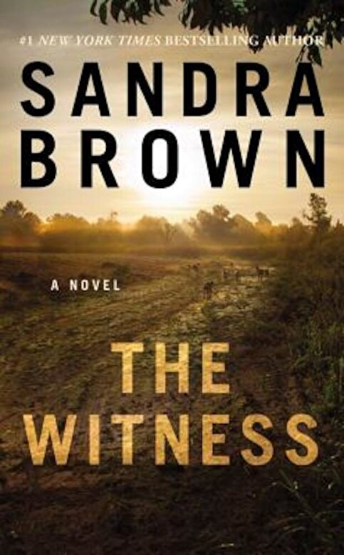 Sandra Brown - The Witness, Paperback -