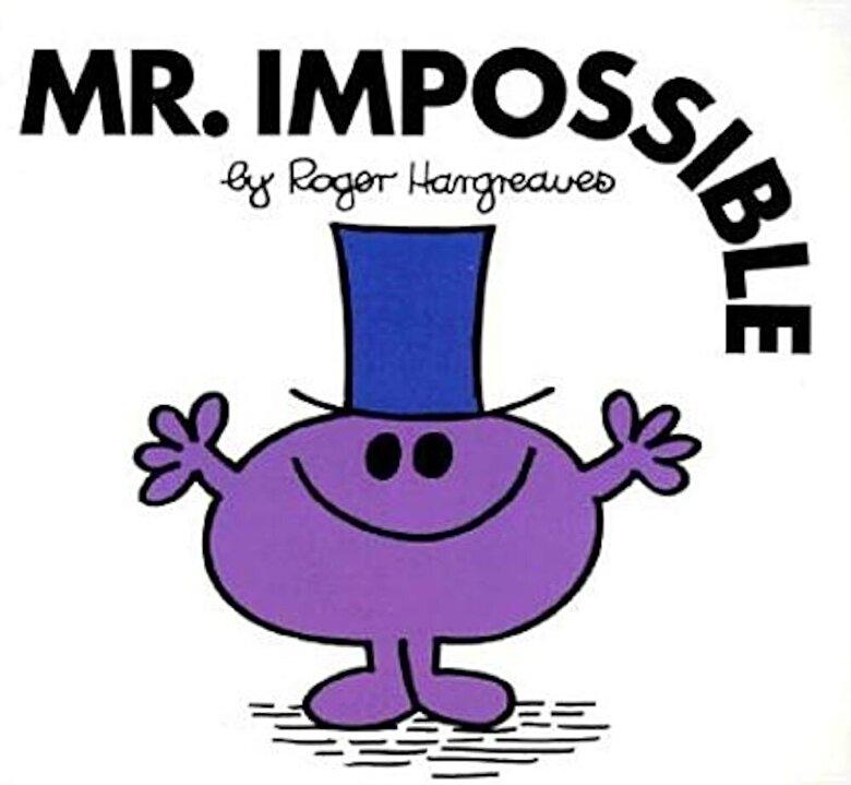 Roger Hargreaves - Mr. Impossible, Paperback -
