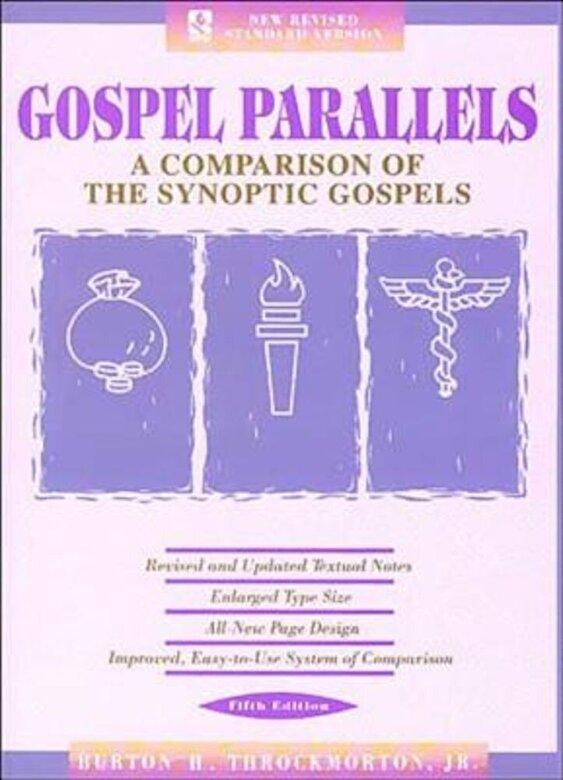 Burton H. Throckmorton - Gospel Parallels, NRSV Edition: A Comparison of the Synoptic Gospels, Hardcover -