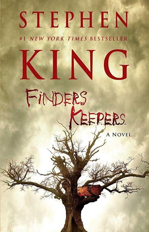 Stephen King - Finders Keepers, Paperback -