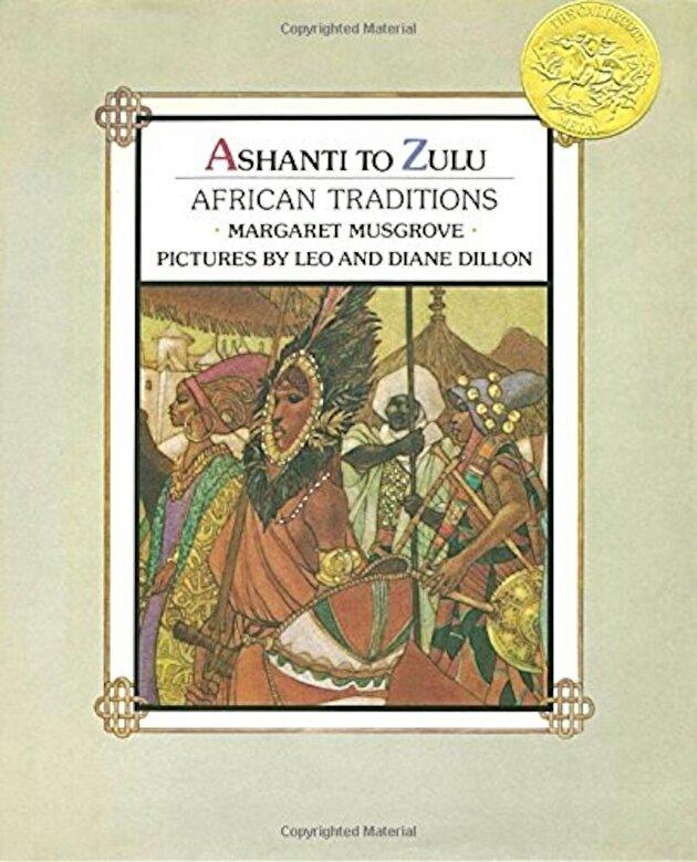 Margaret W. Musgrove - Ashanti to Zulu: African Traditions, Paperback -