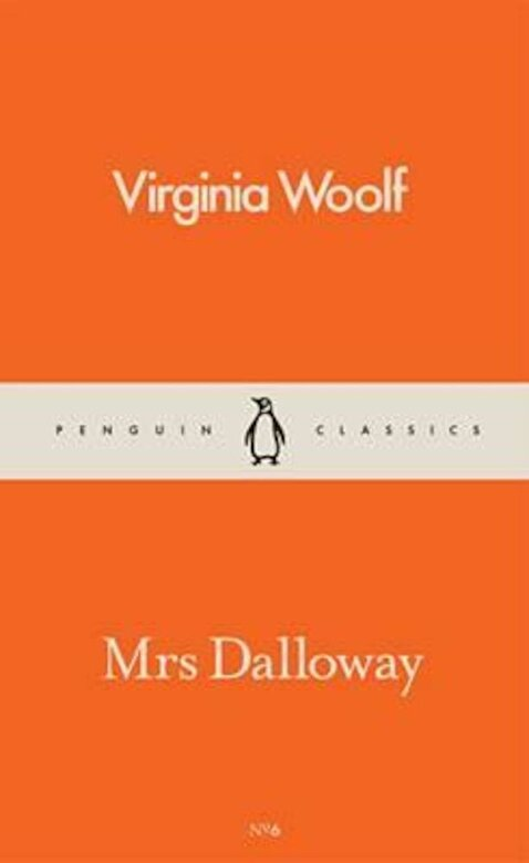 Virginia Woolf - Mrs Dalloway, Paperback -
