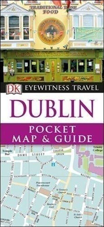 DK - DK Eyewitness Pocket Map & Guide Dublin (DK Eyewitness Pocket Map and Guide) -
