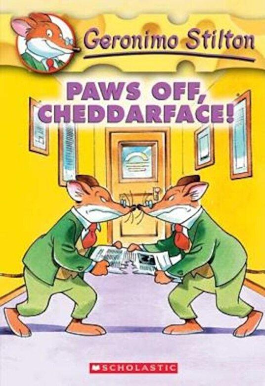 Geronimo Stilton - Paws Off, Cheddarface!, Paperback -