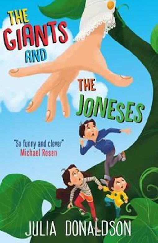 Julia Donaldson - Giants and the Joneses, Paperback -