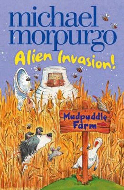 Michael Morpurgo - Alien Invasion!, Paperback -