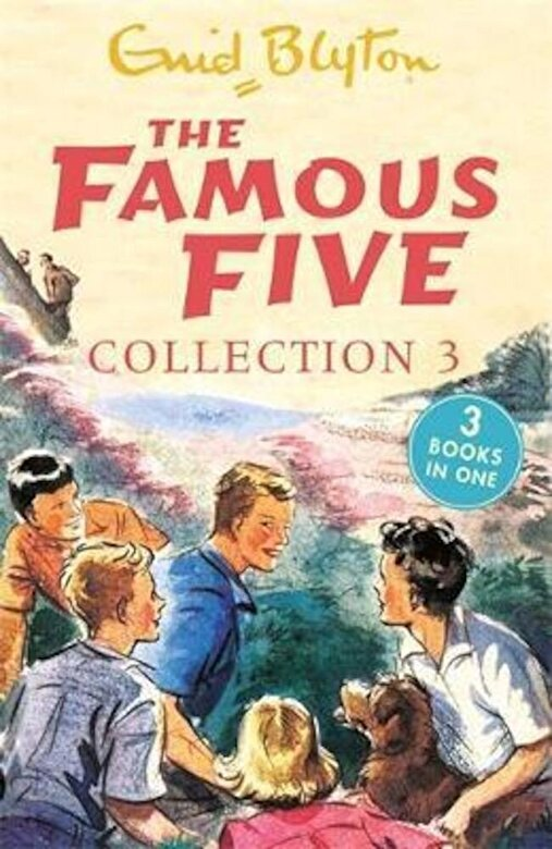 Enid Blyton - Famous Five Collection 3, Paperback -