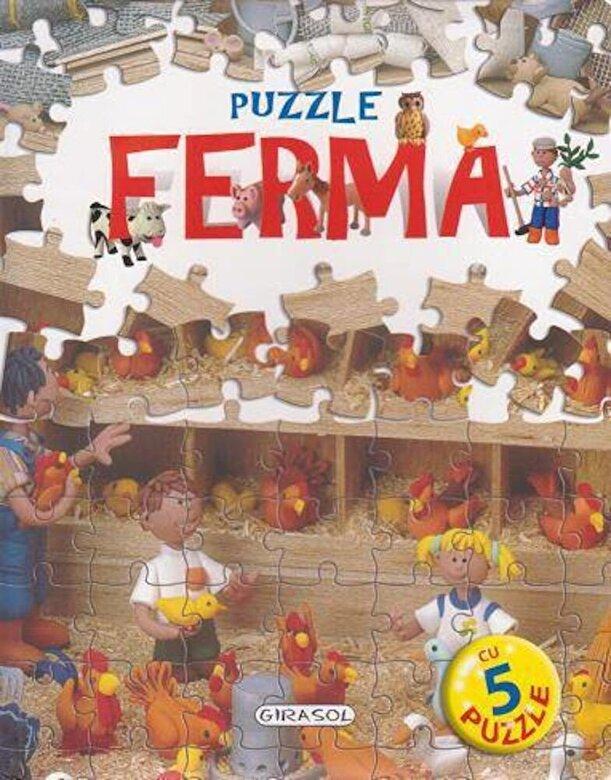 *** - Puzzle - Ferma -