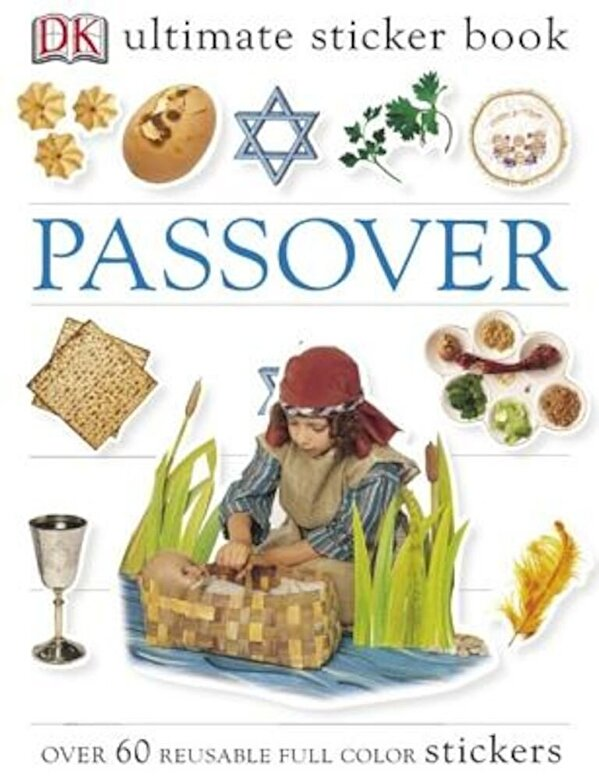 DK - Passover [With Over 60 Reusable Stickers], Paperback -