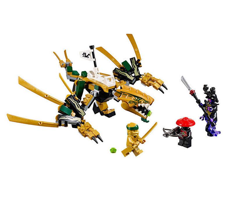 LEGO - LEGO Ninjago, Dragonul de aur 70666 -